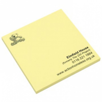 Adhesive Notepads Sticky Note 3.15'' x 3.15'' (8x8cm)