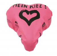 Bike Bicycle Cycle Saddle Seat Cover with Heat Transfer Printing